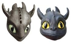 Как приручить дракона маска Беззубика