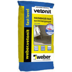 weber.vetonit fast level