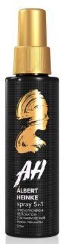 Спрей для восстановления и укрепления поврежденных волос, Egomania Albert Heinke,110 мл.