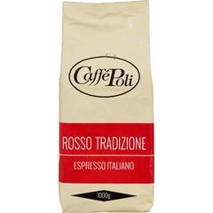 Кофе Caffe Poli Rossa в зернах, 1кг