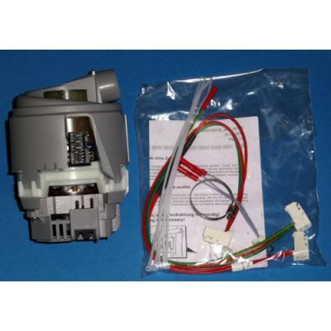 Насос с тэном для посудомоечной машины Bosch (Бош)/Siemens(Сименс) - 654575, см. 755078 (другие клеммы и размер)