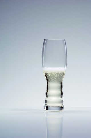Набор бокалов для шампанского 2шт 220мл Riedel The O Wine Tumbler Champagne Glass