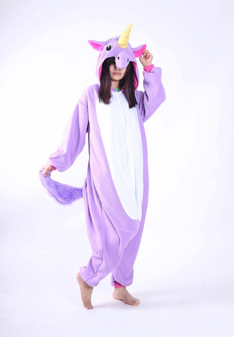 Пижама Кигуруми Единорог белый с голубым купить по выгодной цене в ... 1040141c5966d