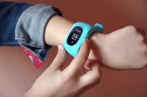 <p>Детские часы с GPS трекером Smart Baby Watch Q50 предназначены д...