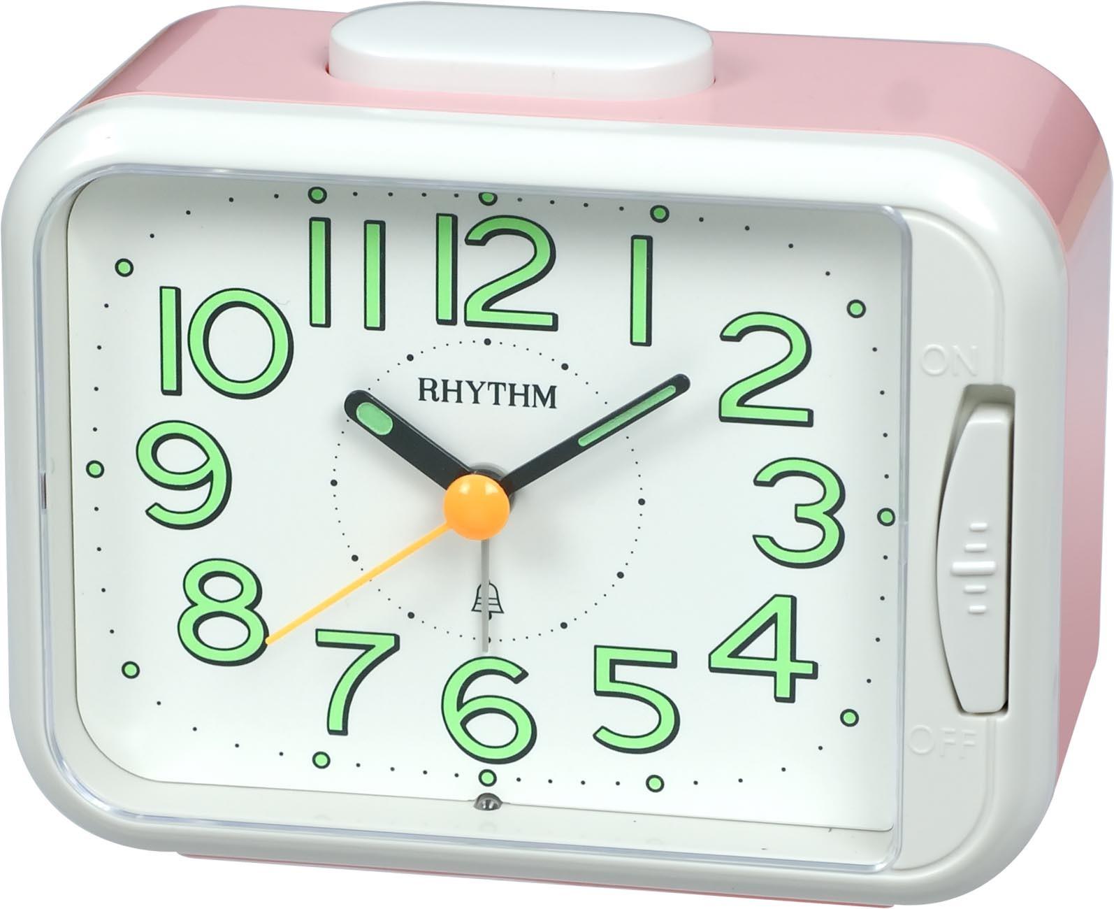 Часы-будильник Rhythm CRA839WR13