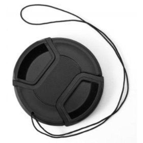 Крышка для объектива Fujimi Lens Cap 62mm