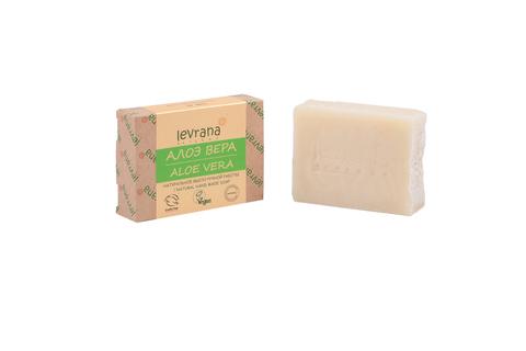 Levrana, Алоэ Вера, натуральное мыло, 100 г