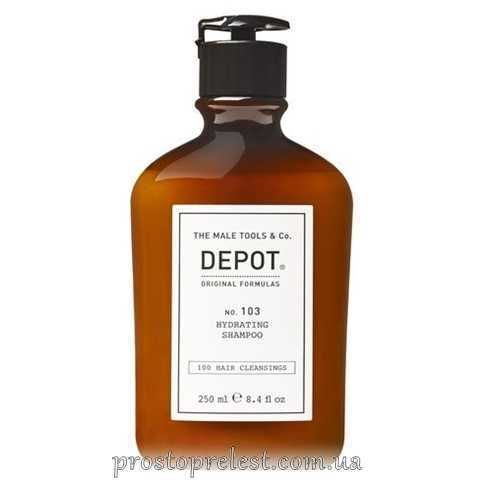 Depot The Male Tools & Co Hydrating Shampoo - Увлажняющий шампунь