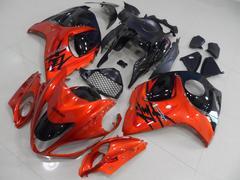 Комплект пластика для мотоцикла Suzuki GSX-R1300 08-16 Оранжевый