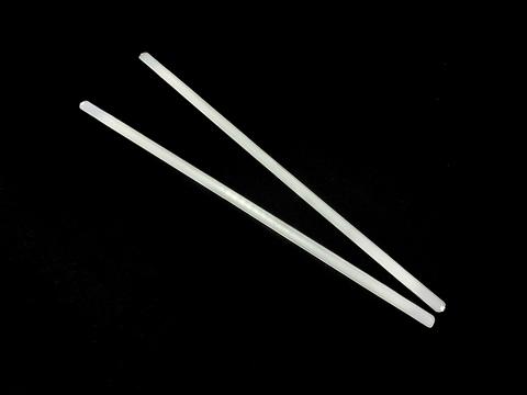 Косточки корсетные прямые 2 шт. (пластик) ширина 5 мм длина 20 см