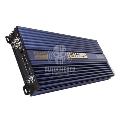 Усилитель Kicx HS 3500
