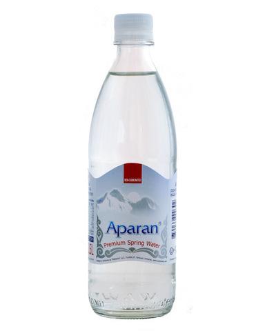 Вода Апаран негазированная, 0,5л