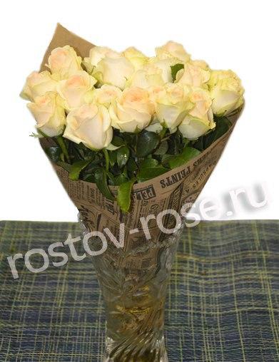 Букет роз Клер океан