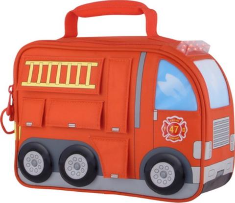 Термосумка детская Thermos Firetruck (оранжевая)