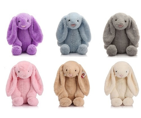 Bunny Rabbit Toys Plush — 37см