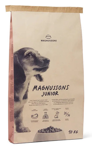 Корм для собак Magnusson Meat & Biscuit Junior 10 кг