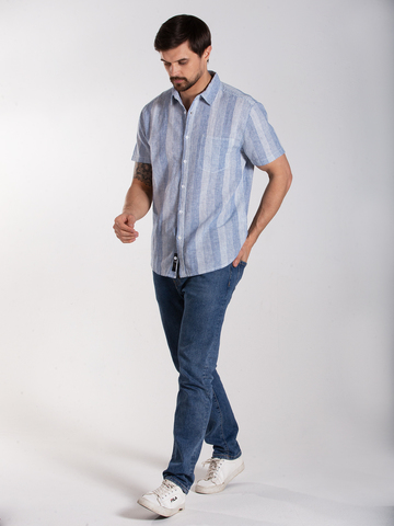 Рубашка к/р муж.  M012-09A-01SR GOA