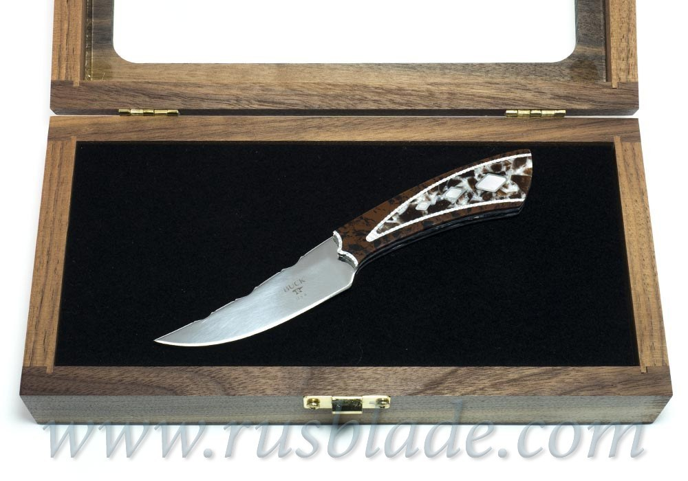 Buck Knives Scorpion Stinger With Display