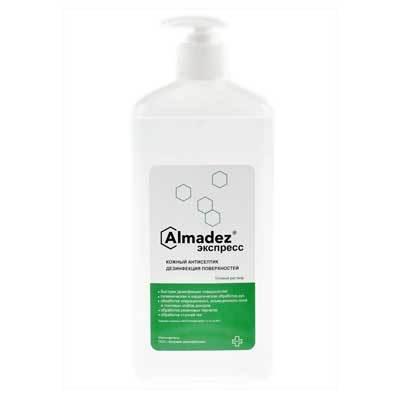 Средства для быстрой дезинфекции Алмадез-экспресс, 1 л., насос-дозатор Алмадез--Экспресс_-1-л_-с-насос-дозаторм.jpg