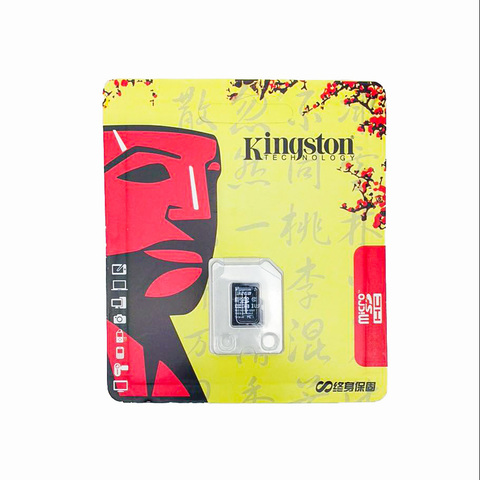 Карта памяти Kingston microSDHC UHS-1 32Gb Class 10