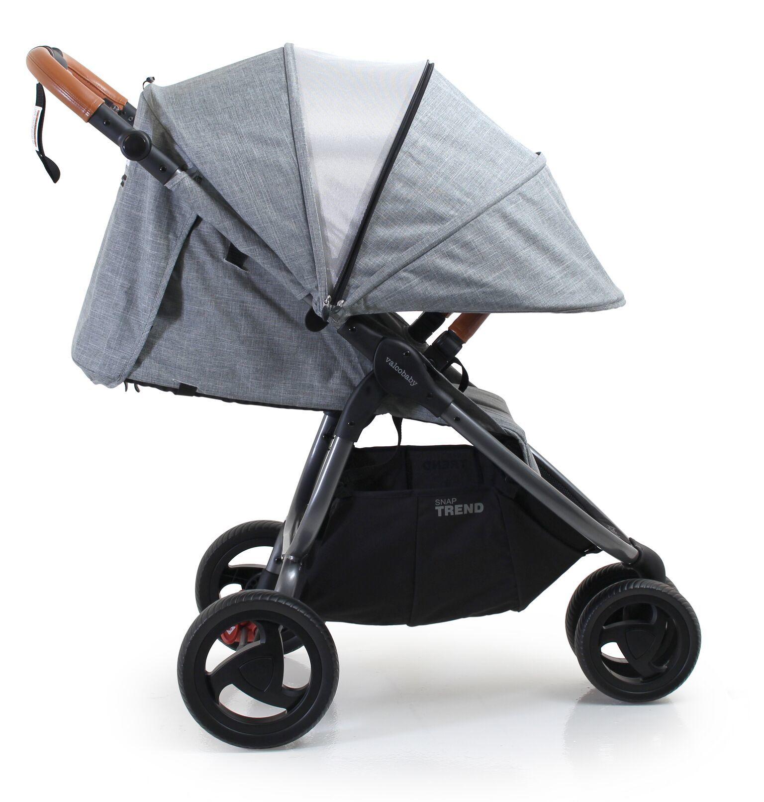 Прогулочная коляска Valco baby Snap Trend 3 / Grey Marle