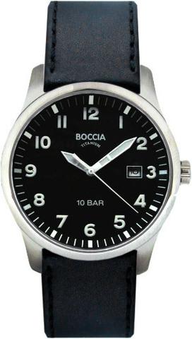 Купить Мужские наручные часы Boccia Titanium 597-03 по доступной цене