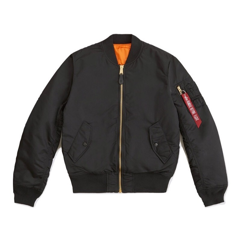 Куртка Alpha Industries MA-1 W Black