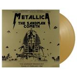 Metallica / Sandman Cometh (Bookazine Special Limited Edition) (Coloured Vinyl)(LP+Журнал)