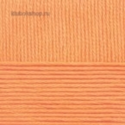 Пряжа Ласковое детство 186 Манго Пехорка - купить в интернет-магазине Клубок Шоп