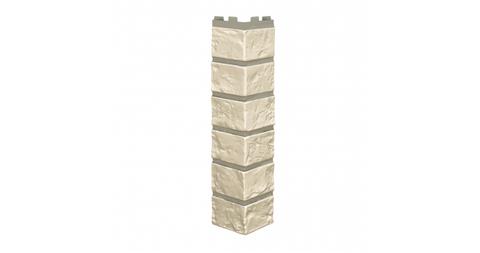 Угол наружный Vox Solid Brick Coventry кирпич белый