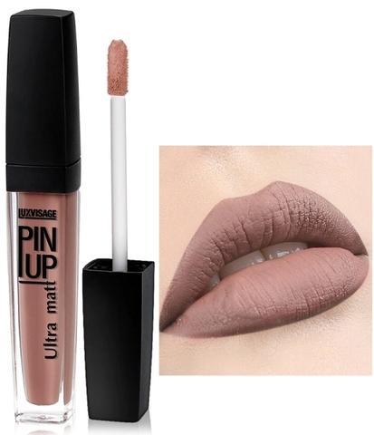 Блеск для губ PIN-UP ultra matt тон 23 (Lux Visage)
