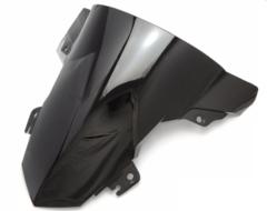 Ветровое стекло для мотоцикла BMW S1000RR 15-17 DoubleBubble Черное