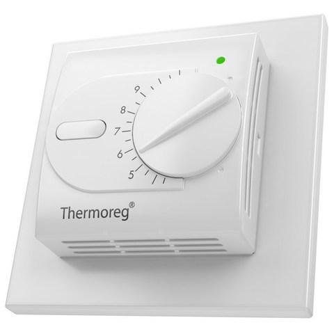 Терморегулятор для теплого пола. Thermoreg TI-200 Design