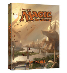 Артбук Magic: The Gathering - Amonkhet (eng)