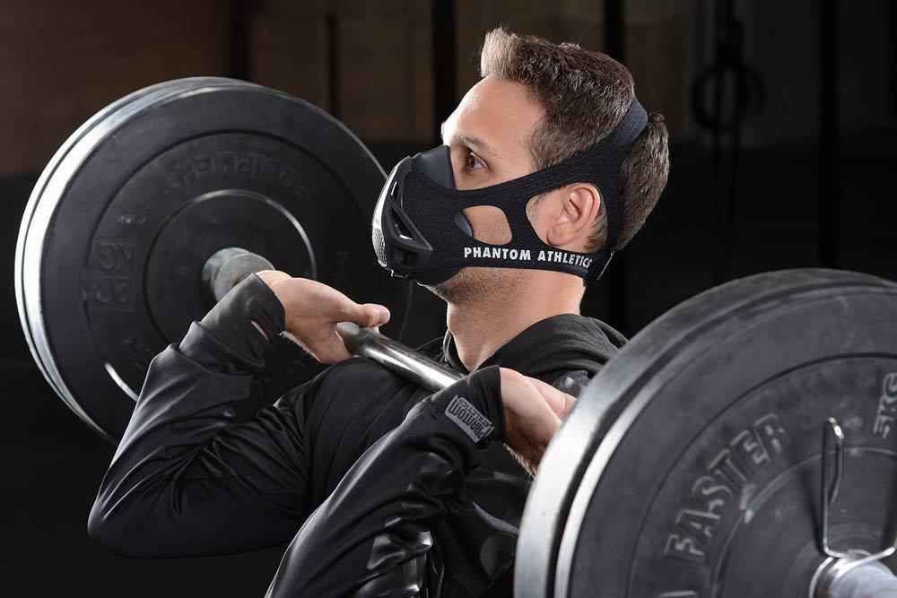 Тренировочная маска Phantom Athletics Training Мask
