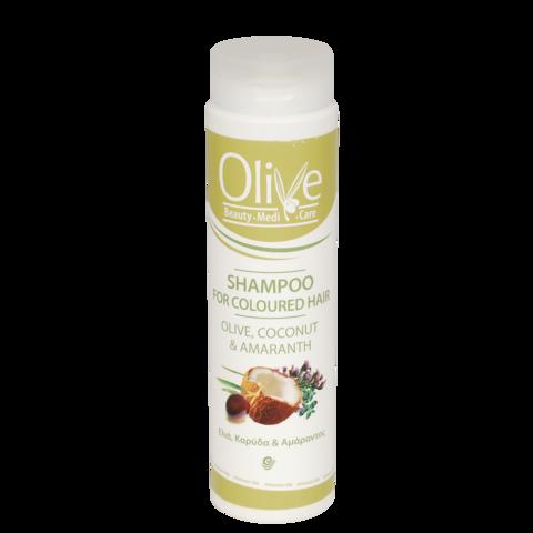 Шампунь для окрашенных волос OLIVE 200 мл.