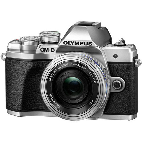 Цифровой беззеркальный фотоаппарат Olympus OM-D E-M10 MK III Kit 14-42 II