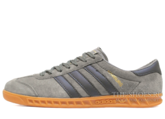 Кроссовки Мужские Adidas Hamburg Original Double Grey