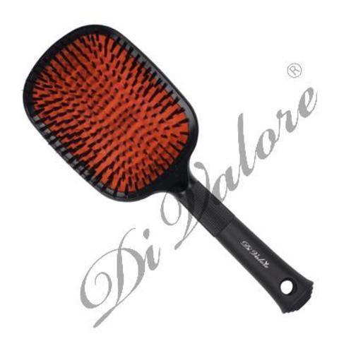 Di Valore Professionale Расческа массажная с натуральной щетиной 301-025B#1