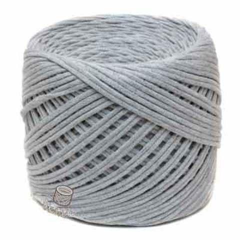 Трикотажная пряжа Saltera 36 Серый меланж, фото