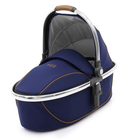 Egg Люлька Carrycot Regal Navy & Mirror Frame