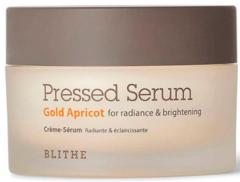 BLITHE Pressed Serum Gold Apricot сыворотка для сияния кожи 50 мл