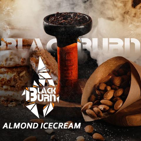 Табак Burn Black Almond Icecream (Миндальное мороженое) 200 г