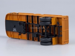 Semitrailer MAZ-5215 orange Start Scale Models (SSM) 1:43