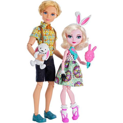Набор кукол Банни Бланк и Алистер Вандерленд. Свидание на Карнавале