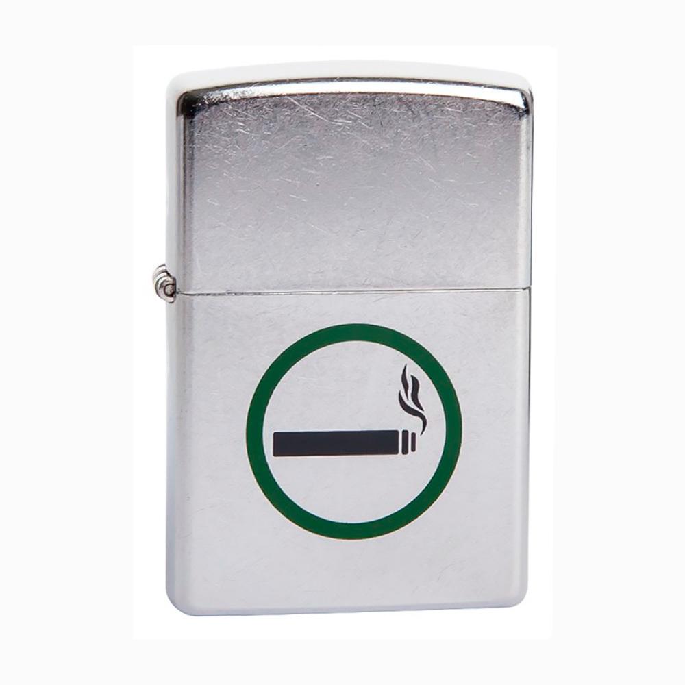 Зажигалка Zippo №207 Smoking permitted