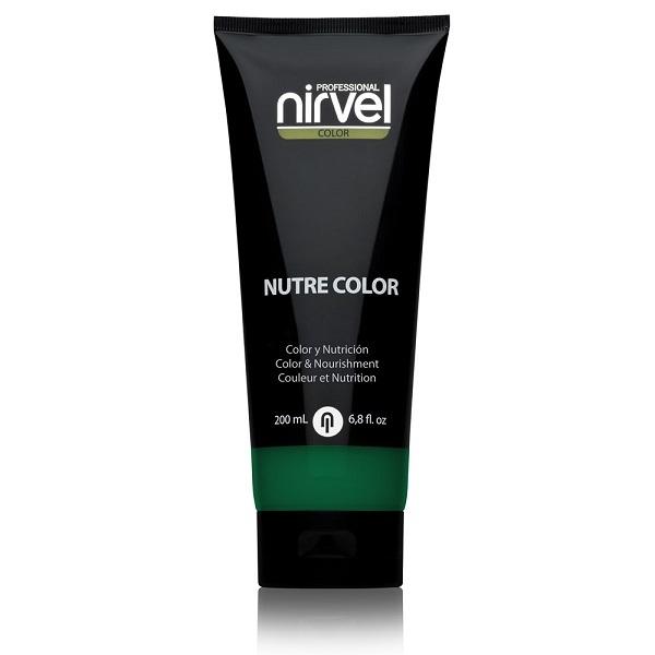 Гель-маска питательная Мятная Nirvel Nutre Color Mint 200мл