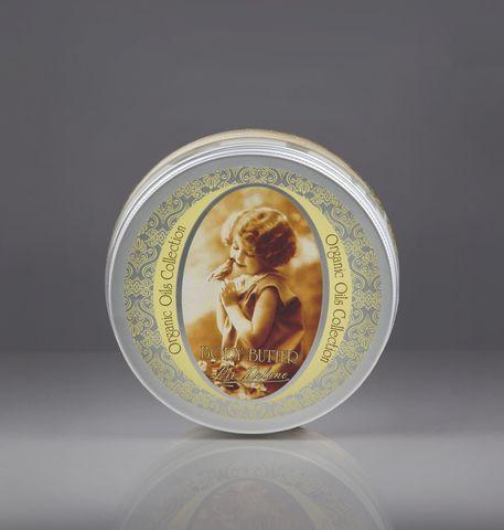 Liv delano Organic Oils Collection Масло твердое для тела регенерирующее 200г