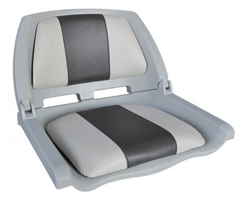Кресло Folding - серый/угольный