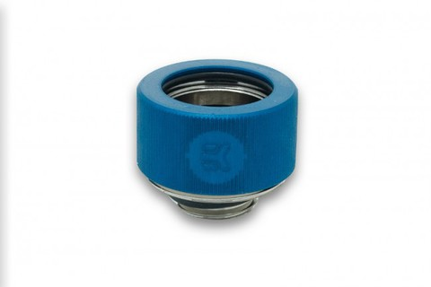 EK-HDC Fitting 16mm G1/4 - Blue